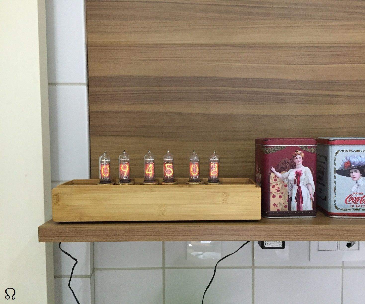 IN-14 Nixie Clock