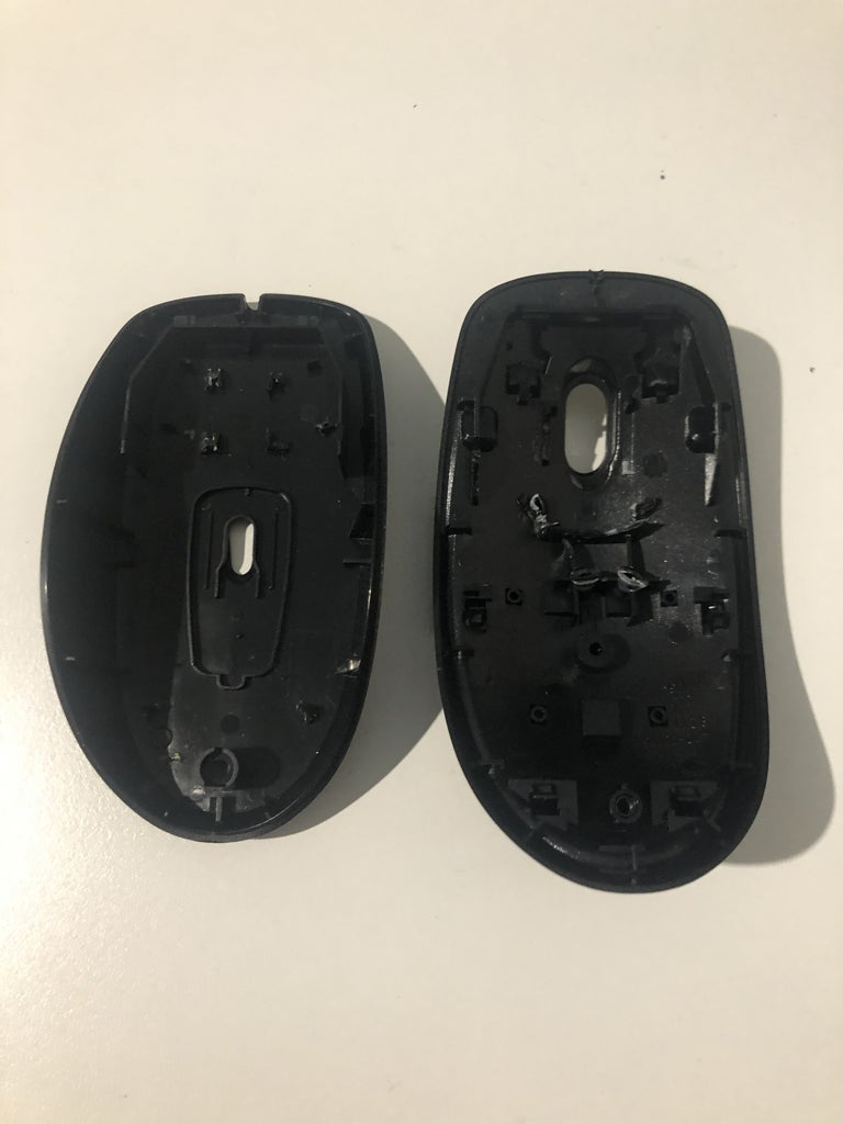 Open the Mouse