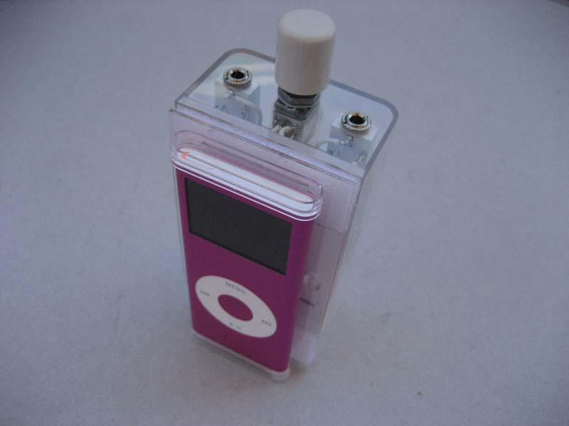 iAmp - CMoy Amp in iPod Package