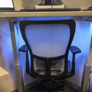 Skype for Business Status WS2812 RGB LED Desk Underglow