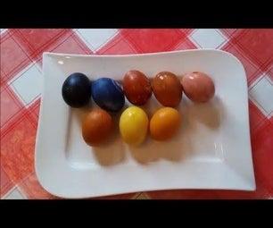 Easter Egg Dye - ALL NATURAL