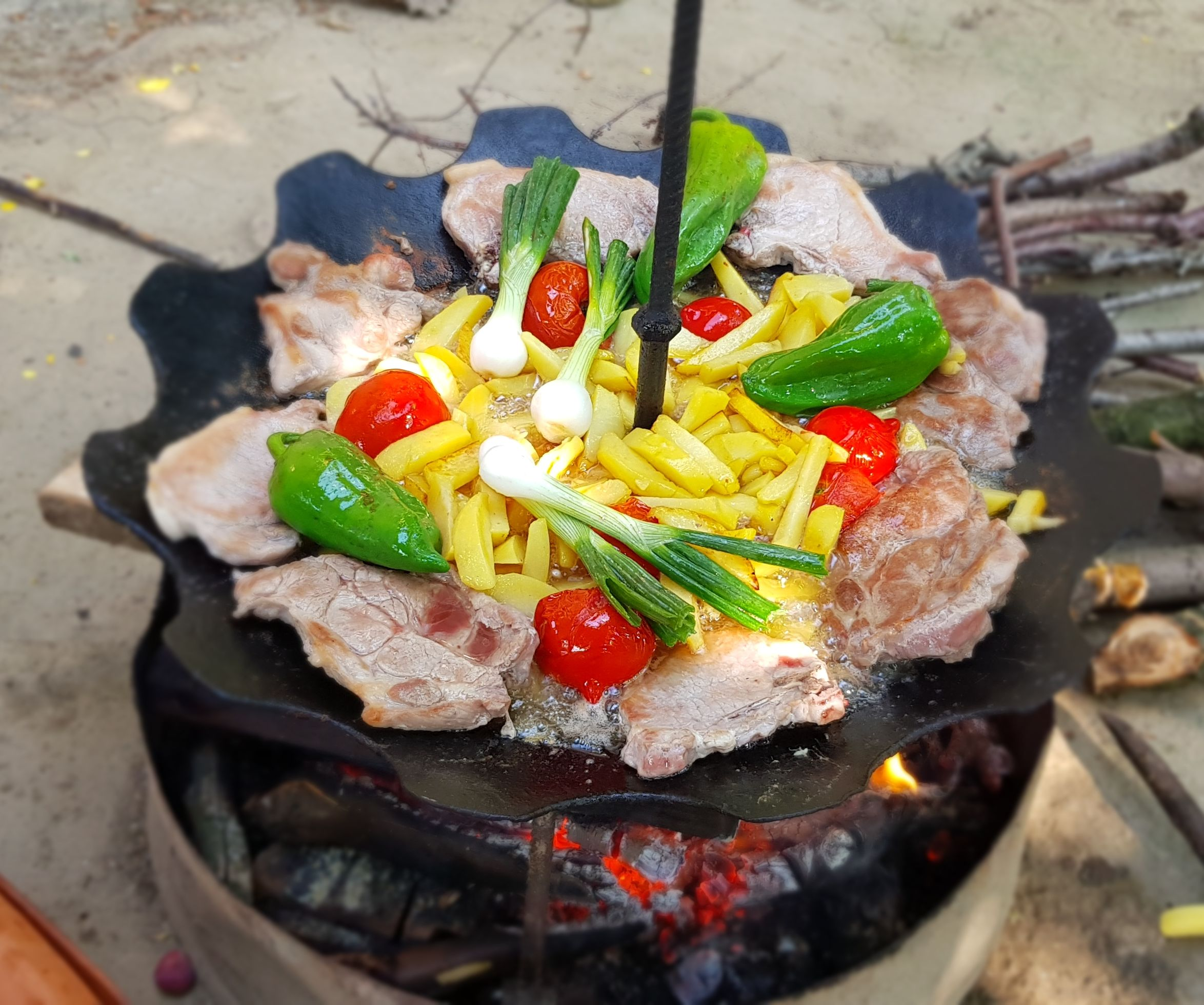 How to Make Cooking Disco and Recipe