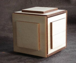 Creating a Puzzle Box
