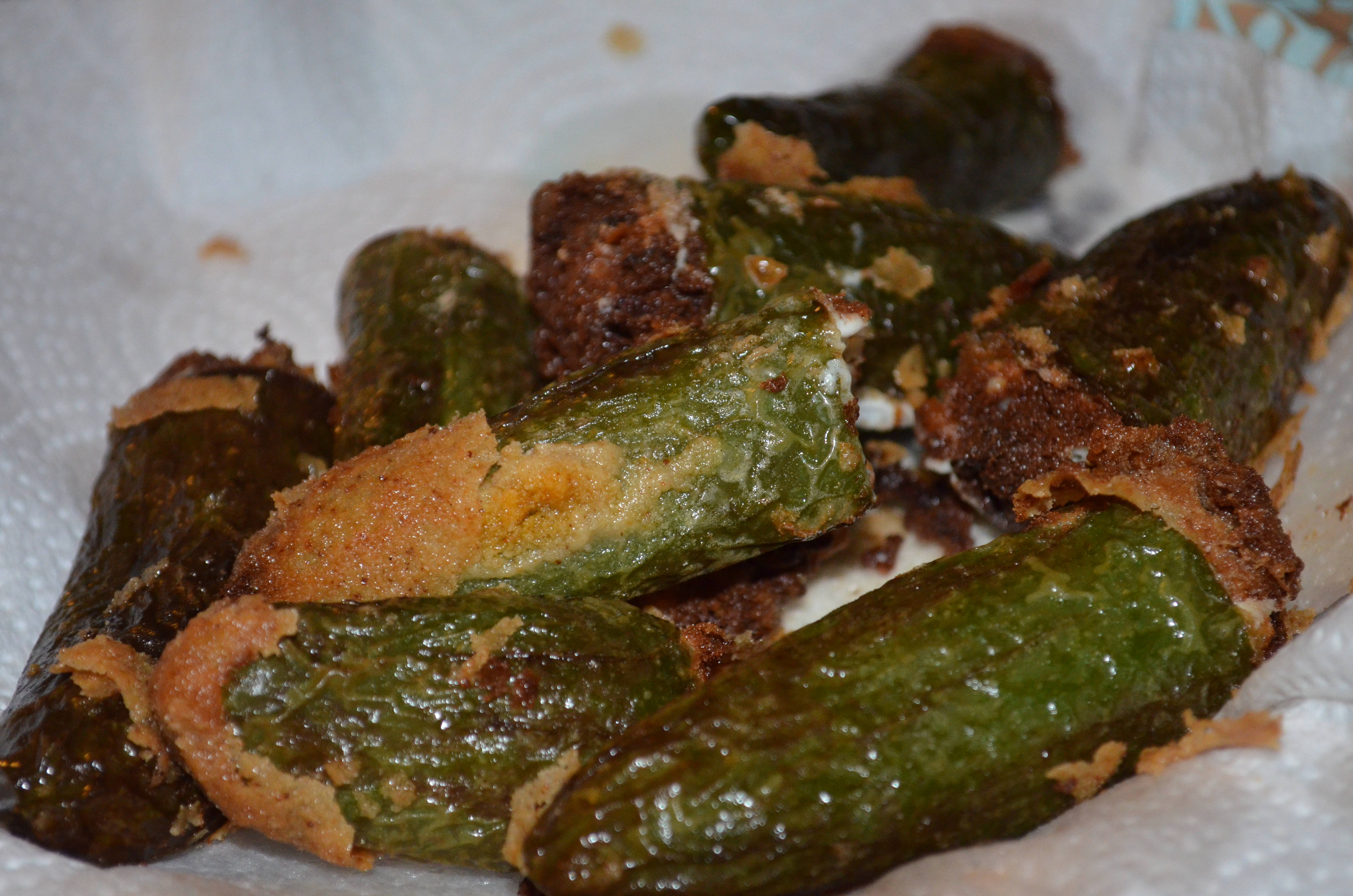 Dad's Favorite Jalapeno Poppers