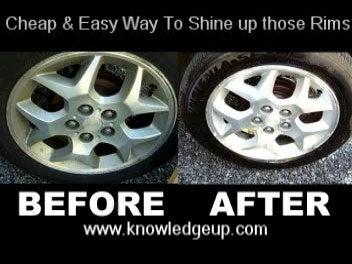 Shine Up Those Rims Like a Pro