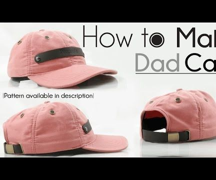 OFFICIAL | How to Make Dad Hat NEW!