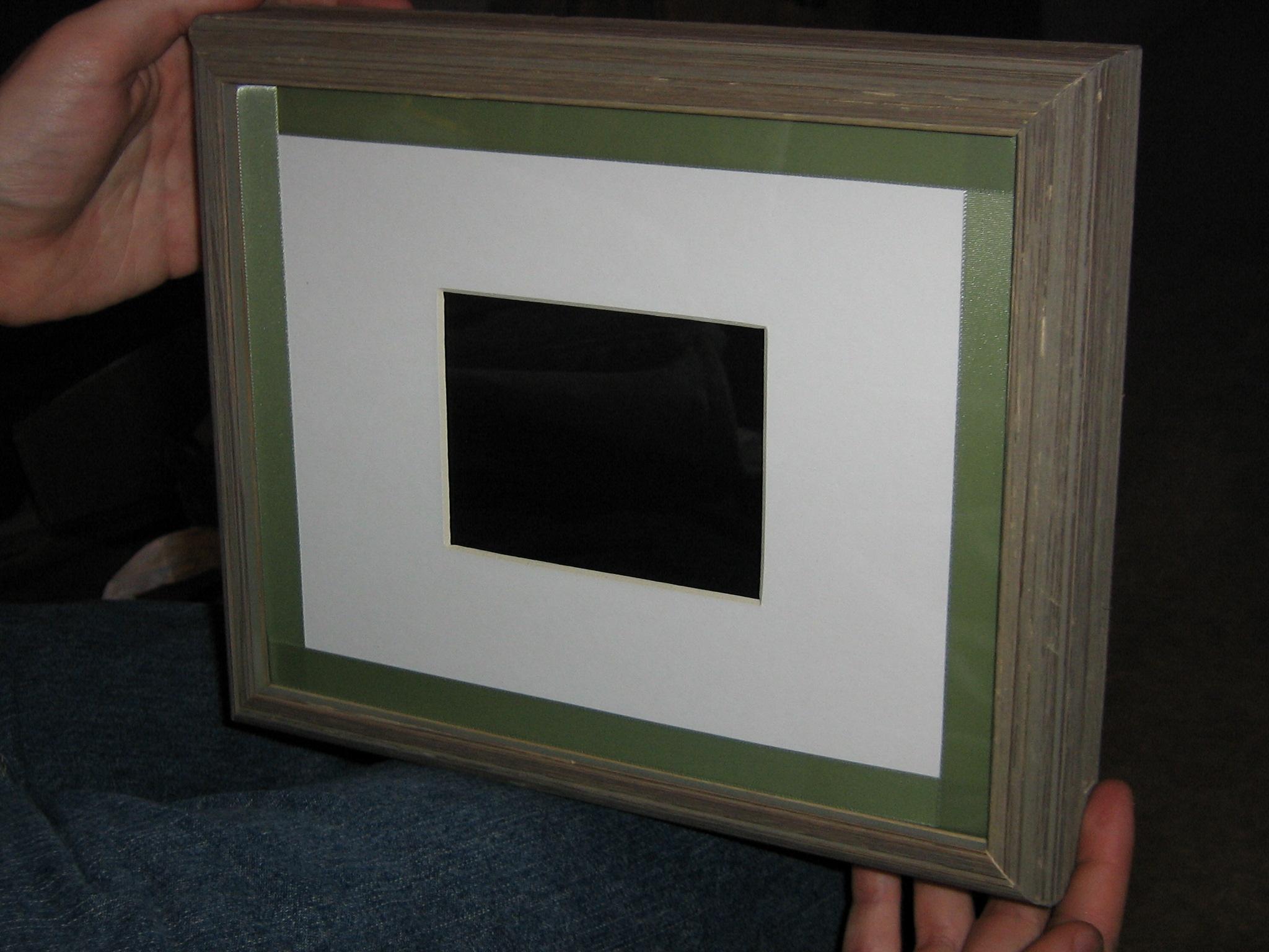 Digital Picture Frame Numero Dos!