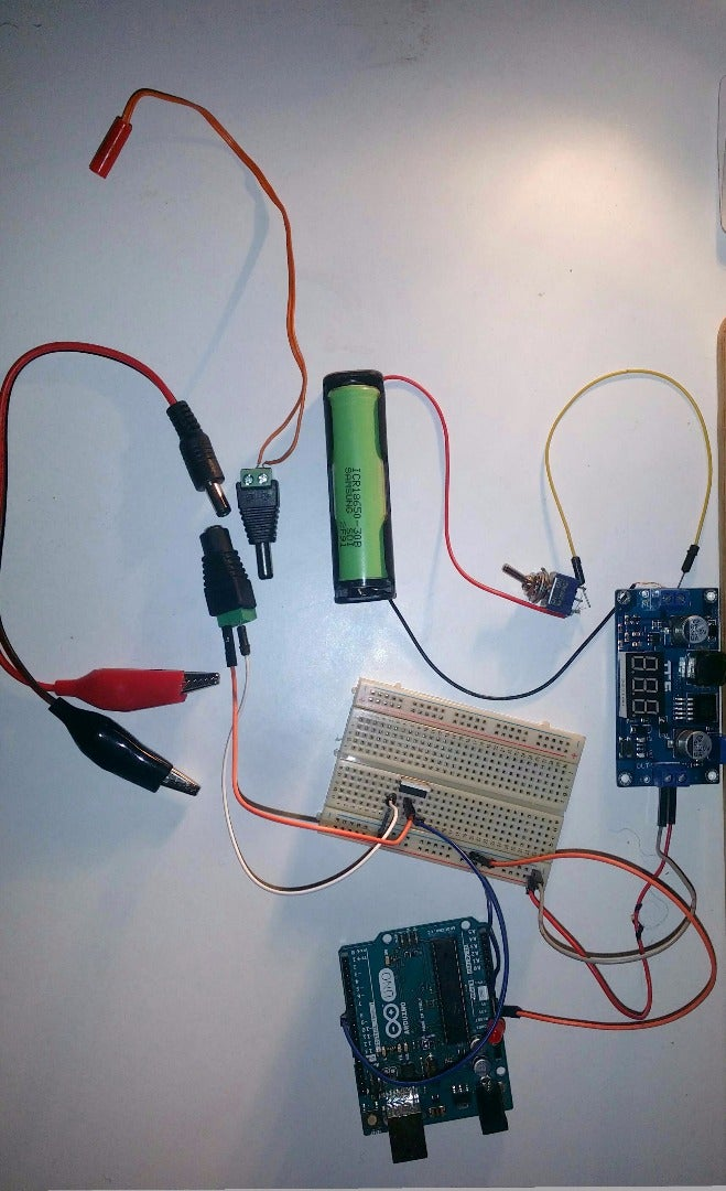 Assembling the Circuit for Pyro