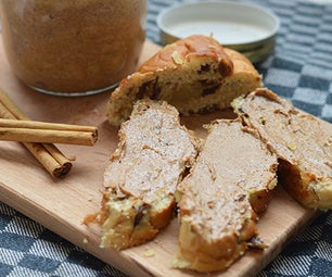 Dutch Holiday Gingerbread Butter