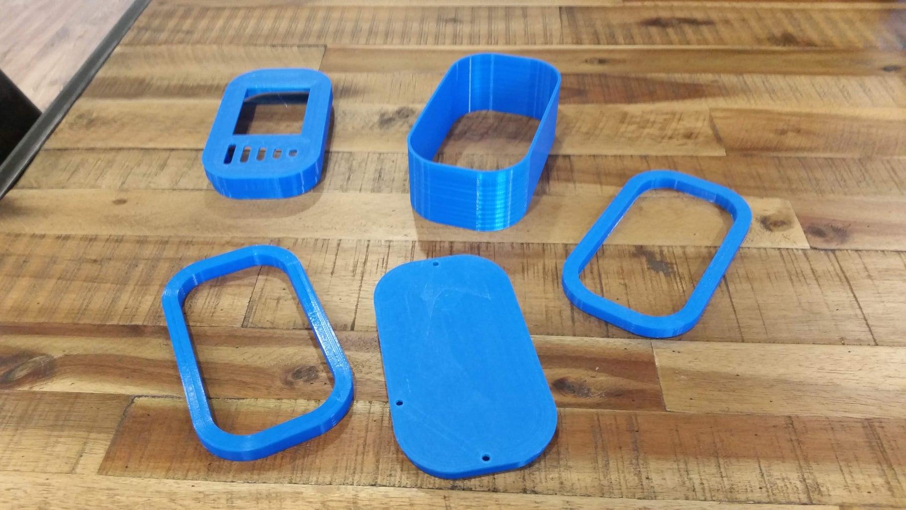 Print the 3D Case