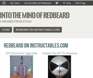 Display your Instructables on a Wordpress or PHP based page