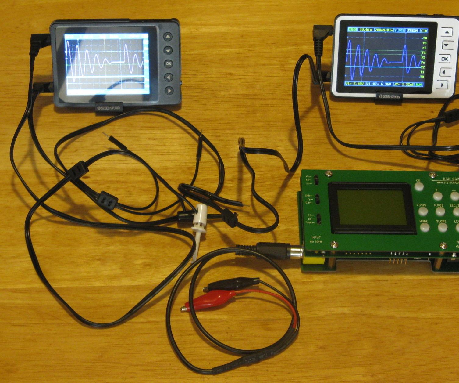 Making DSO Nano V2 & V3 Oscilloscope Probes
