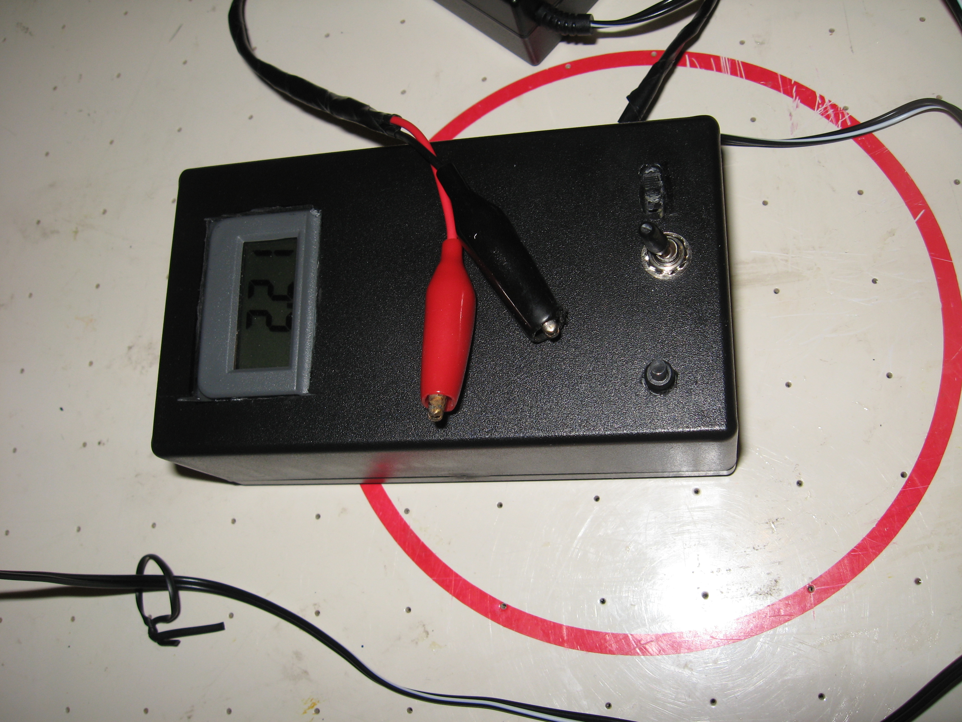 Variable DC Power Supply for <$15