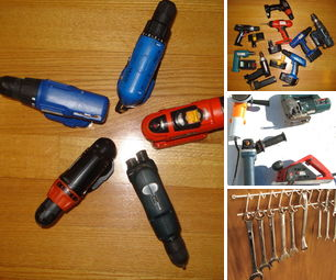 Cordless Drills - a Collection of Collections