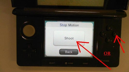 Camera and Options