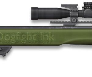 Knex M40A3 RBG / Sling Shot