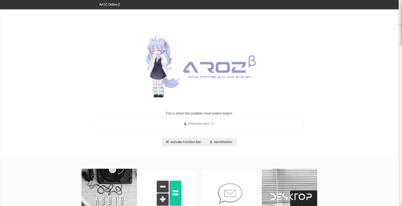 Move On? ArOZ Online System!
