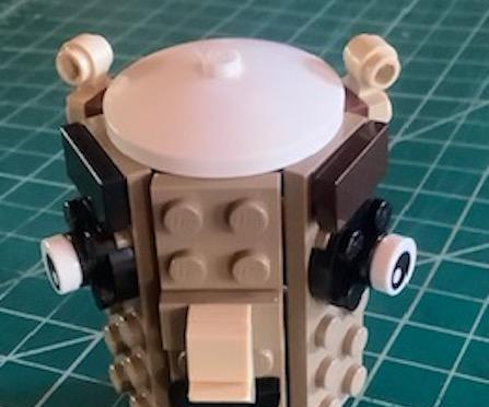 Lego Potato Person