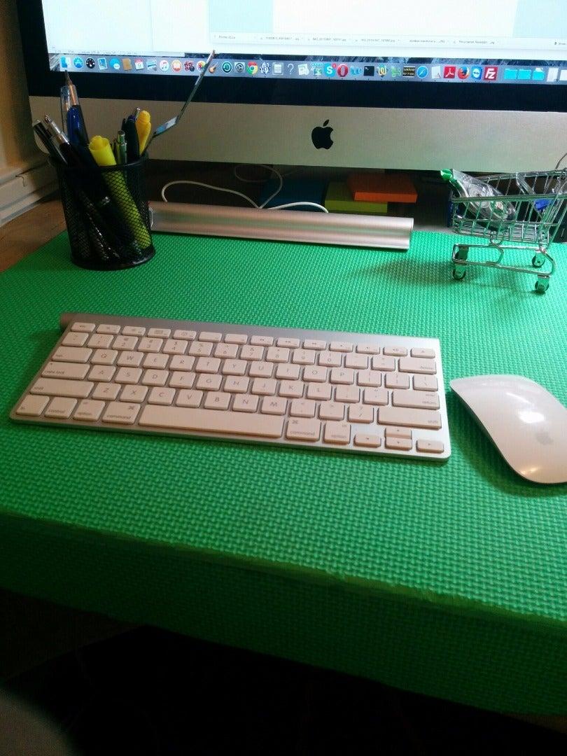 Creating Fun Ideas Using Foam Based Interlocking Play Mats - Comfortable Desktop Pad