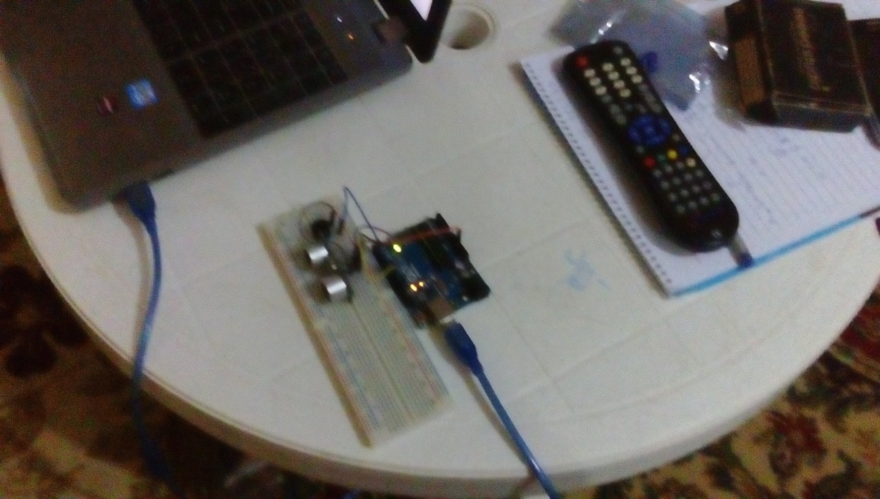 Load the Code to Your Arduino