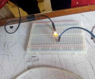 Circuitos : Encender LED