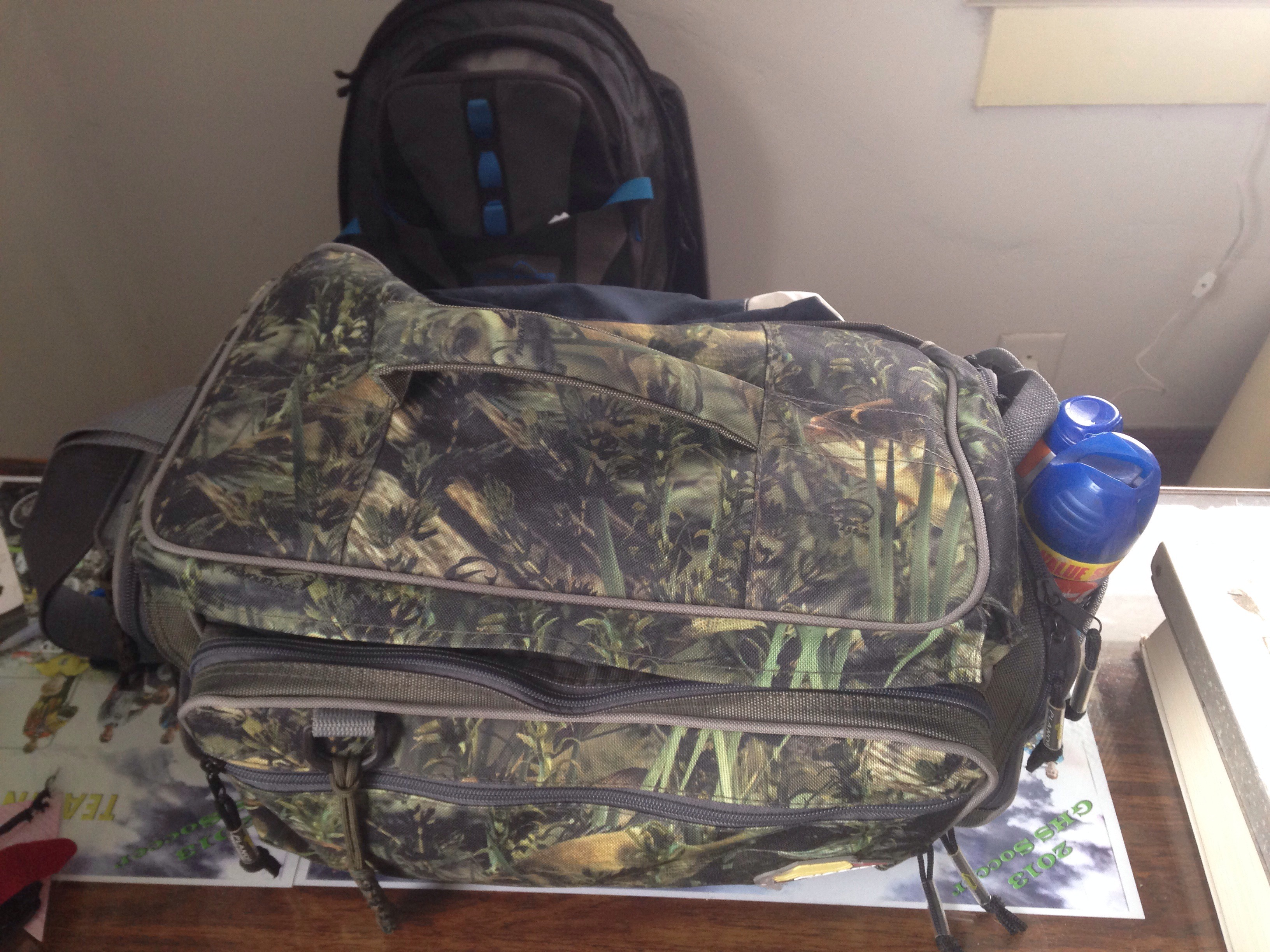 What To Put In A Fishing Bag