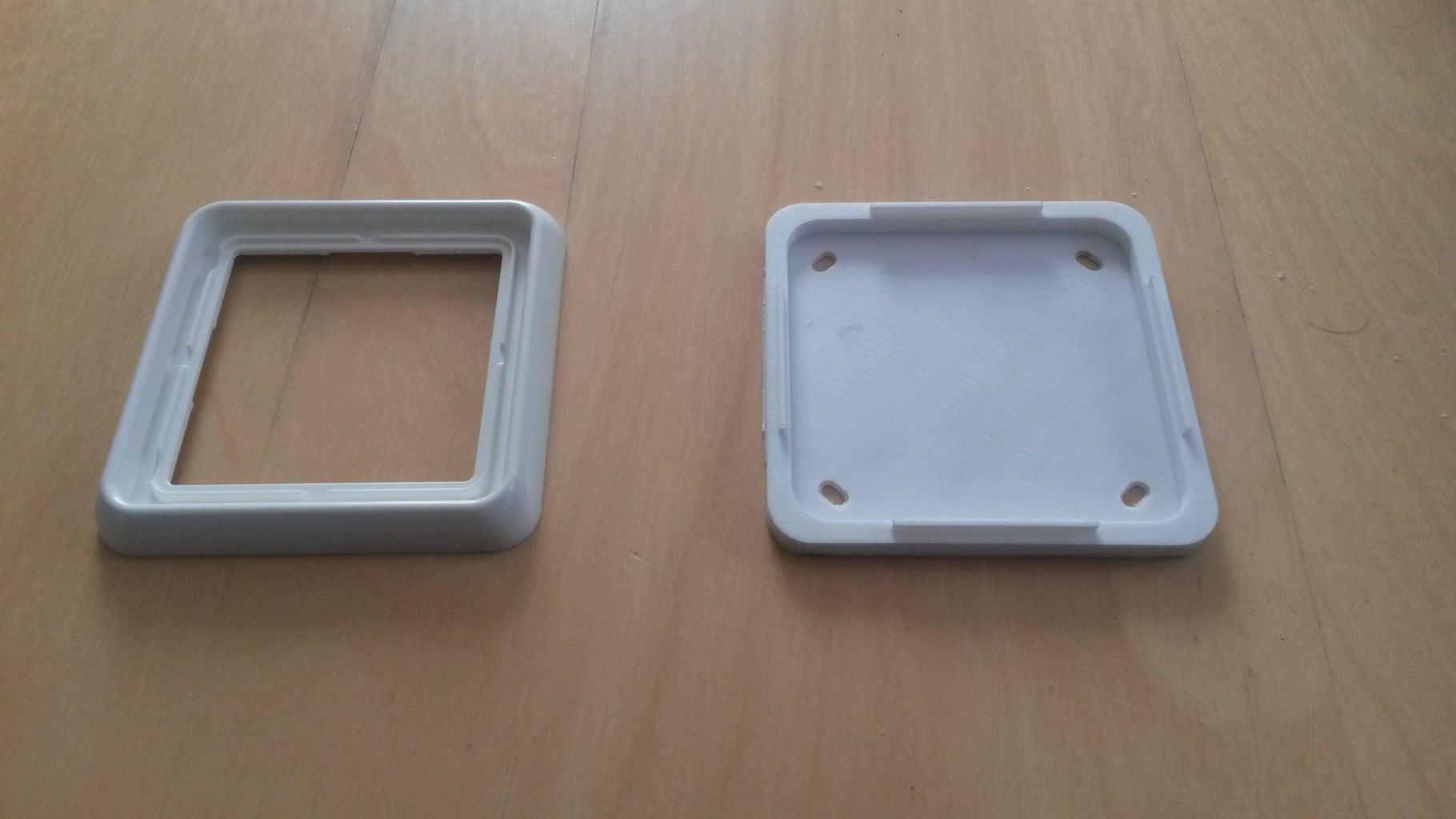 Adapterplatte Drucken