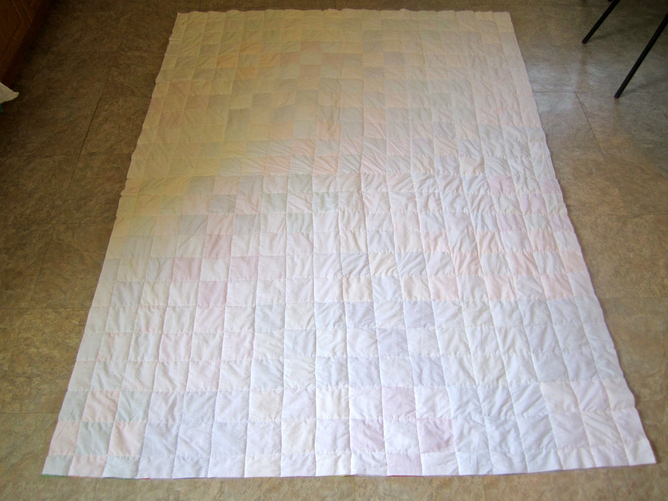 Make Sure Your Quilt Is Nice and Trimmed!
