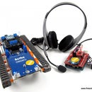 Carlitos' Projects: Wireless Speech-Controlled Arduino Robot