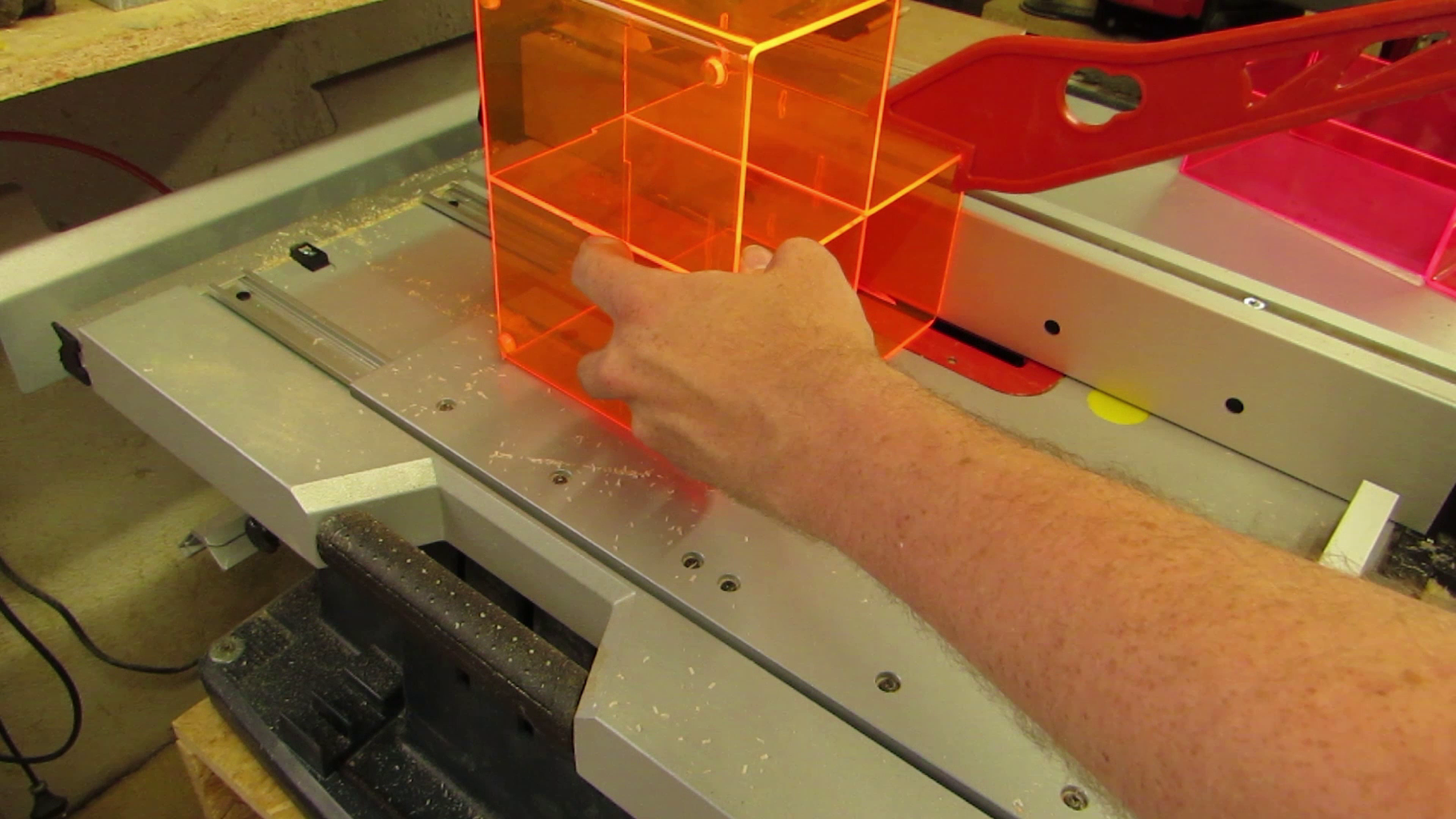 What Is Fluorescent Acrylic?