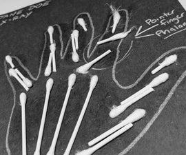 X射线:手的骨头