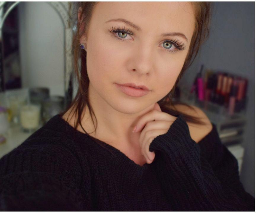 Autumn No-Makeup Makeup Tutorial