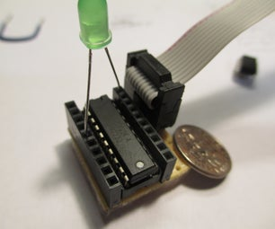 The Idiot's Guide to Programming AVR's on the Cheap (with the Arduino IDE!)
