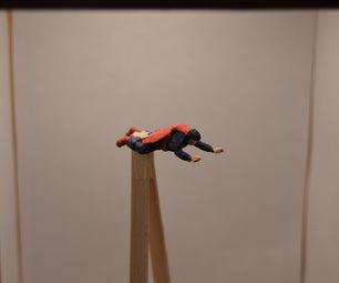 Model Superheroes: Superman