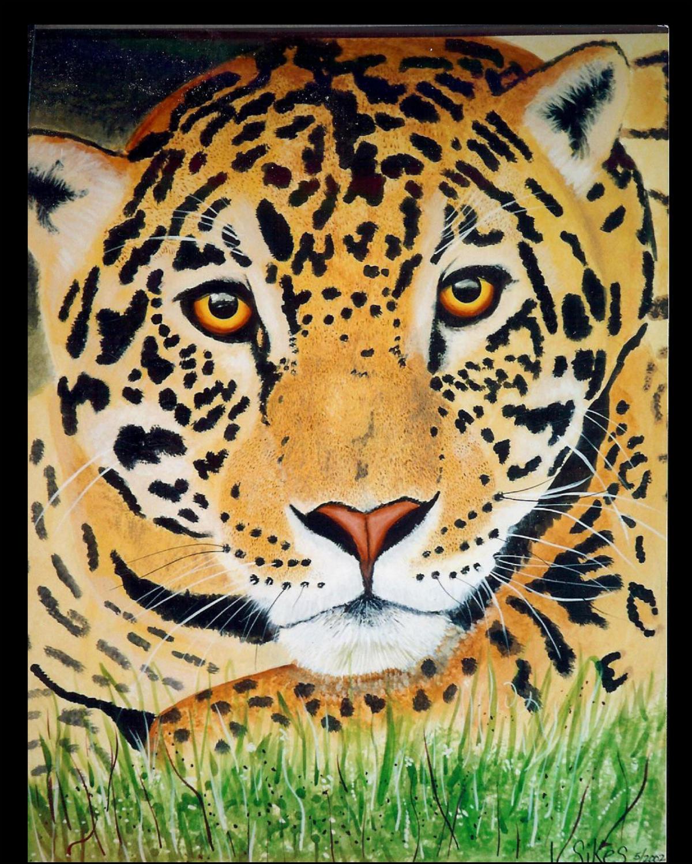 Big Cat Art