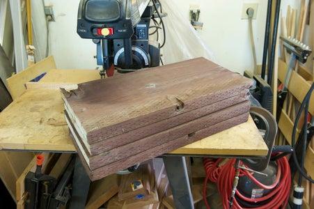 Build the Plantar Boxes