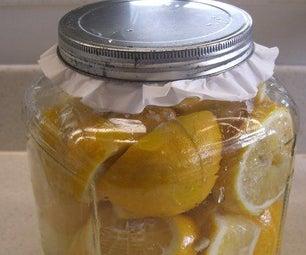 Preserving Lemons