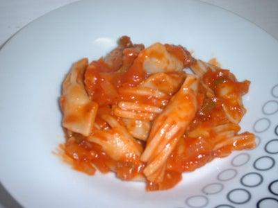 Calamari Di Pasta (pasta Squid)