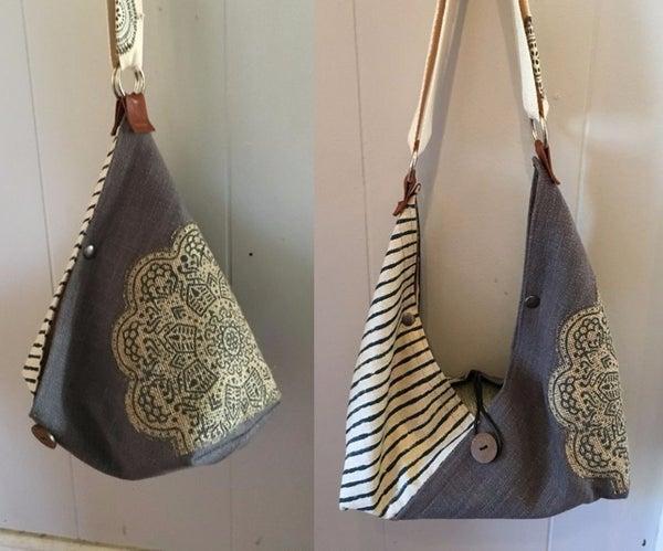 Transformer (Knitting) Bag