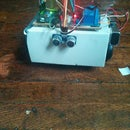 Obstacle Avoider Robot using Relay Board