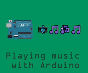 Arduino Music From Sheet Music