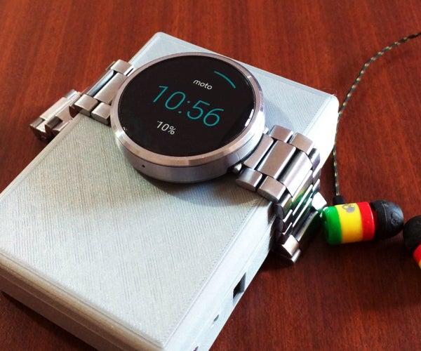 DIY Wireless Charging Power Bank