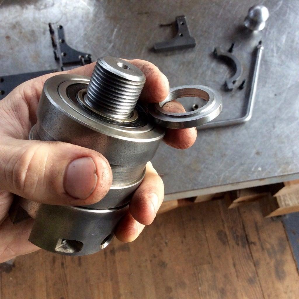 The Rotating Mechanism