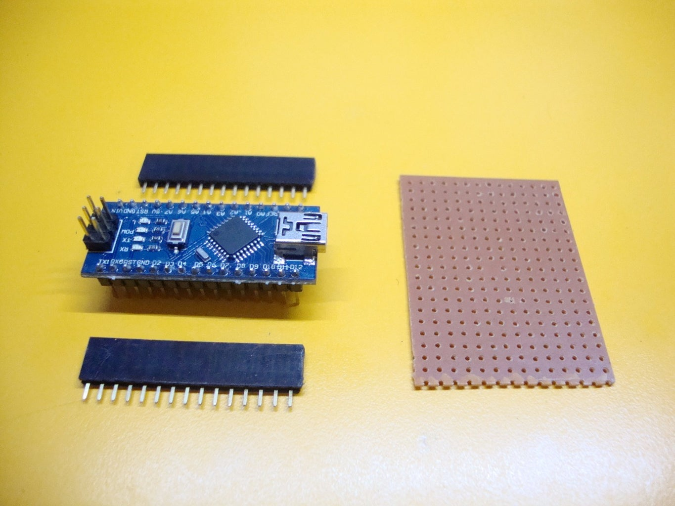 Making a Shield for Arduino