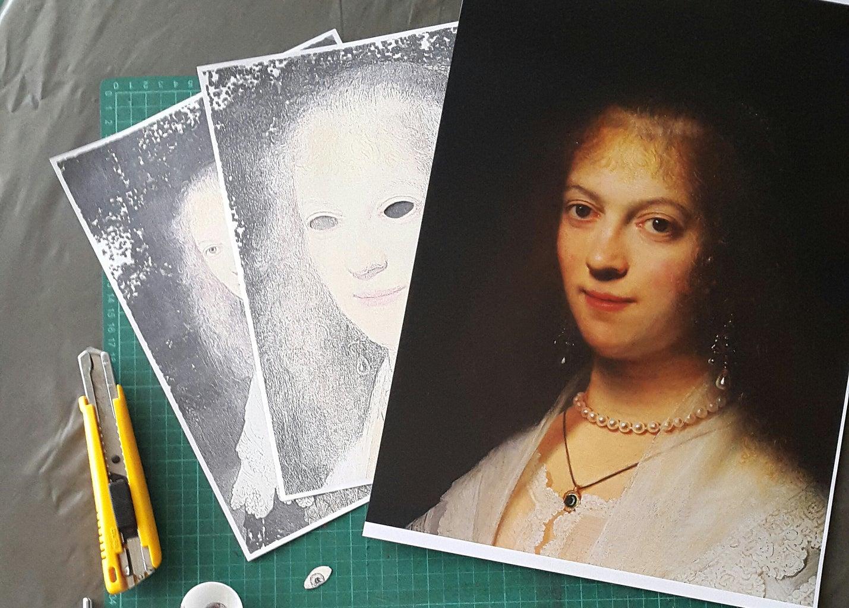 Resize Image, Print and Print Again