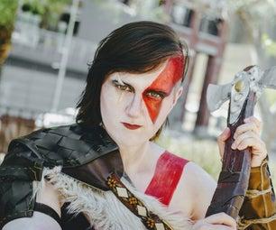 Fem Kratos Cosplay Build