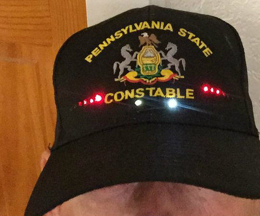 Lit Constable Hat