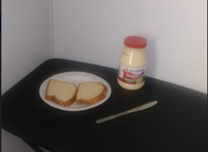 Starting the Sandwich