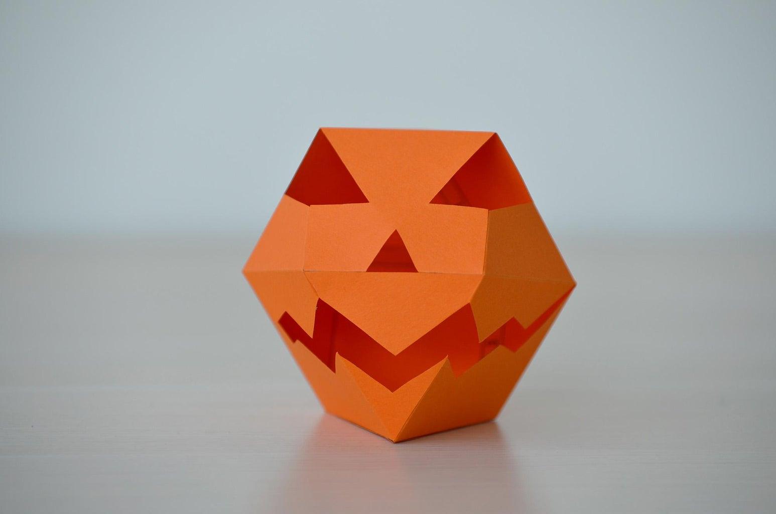Assembling the Cuboctahedron