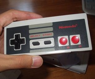 NES Controller Cellphone